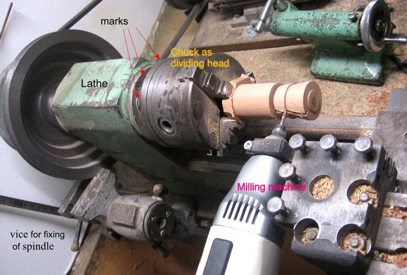Как сделать шкив без токарного станка 5